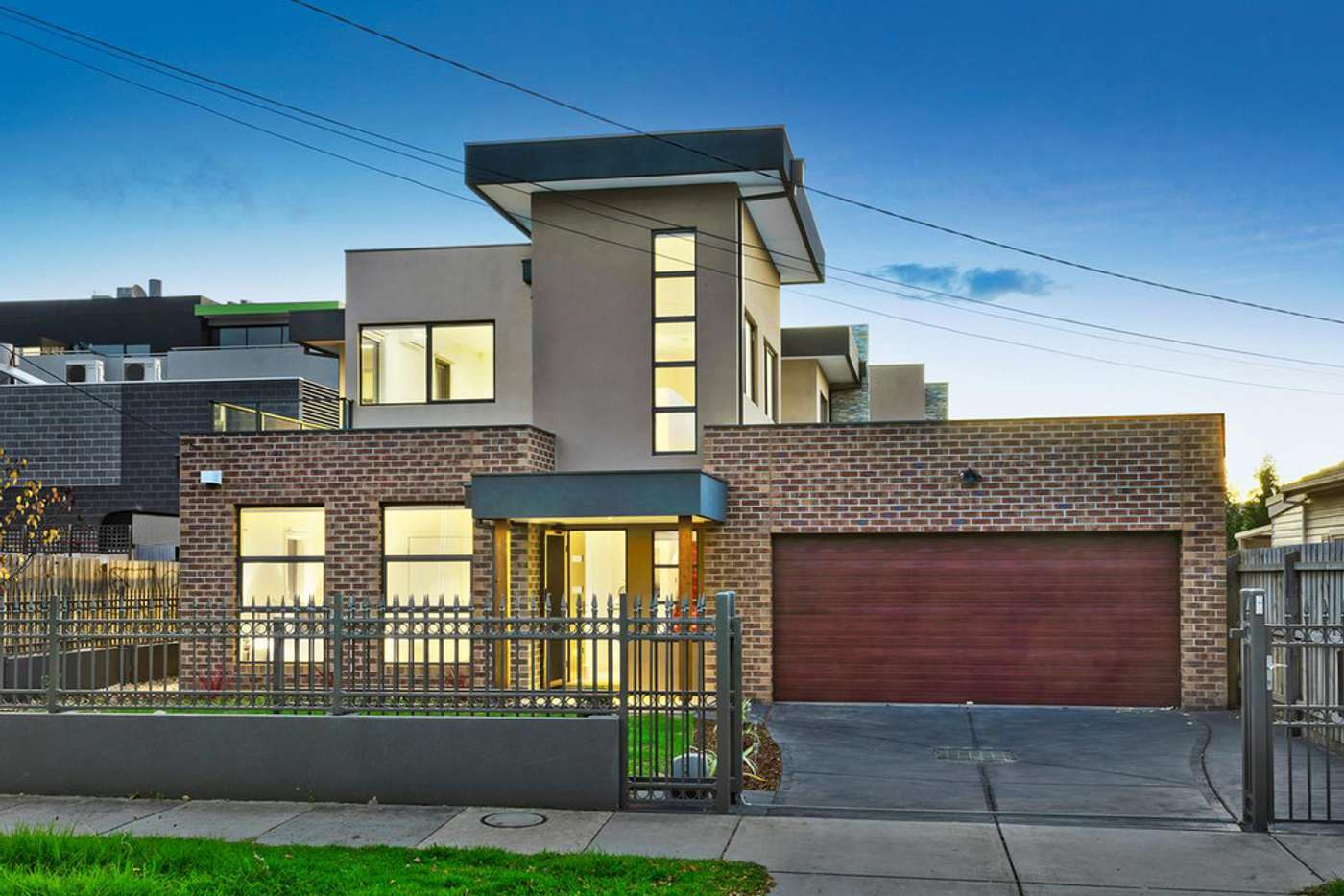 Main view of Homely house listing, 1/1 Prince Edward Avenue, Mckinnon VIC 3204