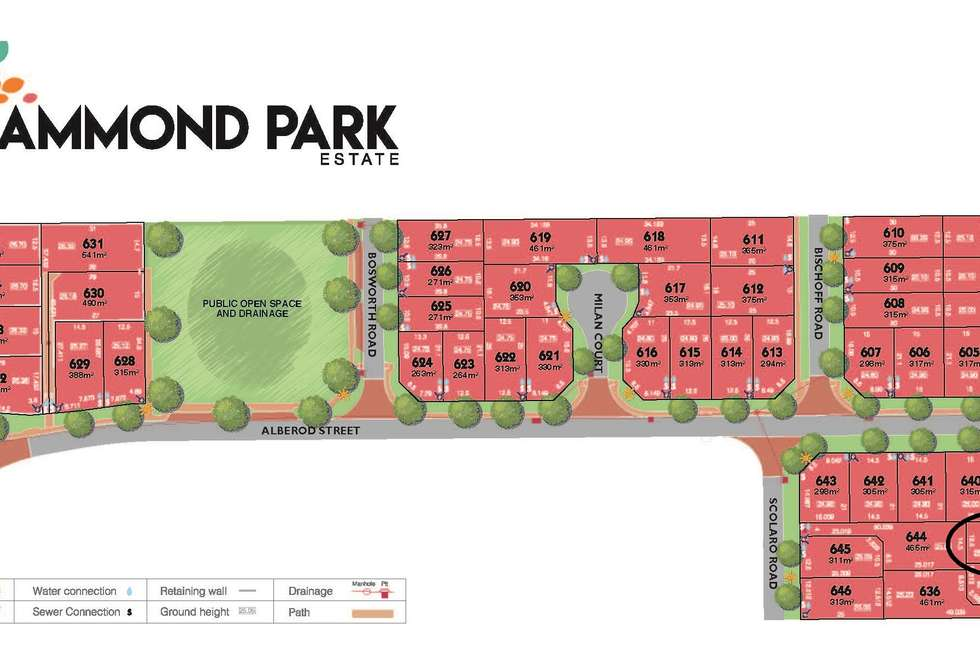 Second view of Homely residentialLand listing, Lot 638 Barfield Rd, Hammond Park WA 6164