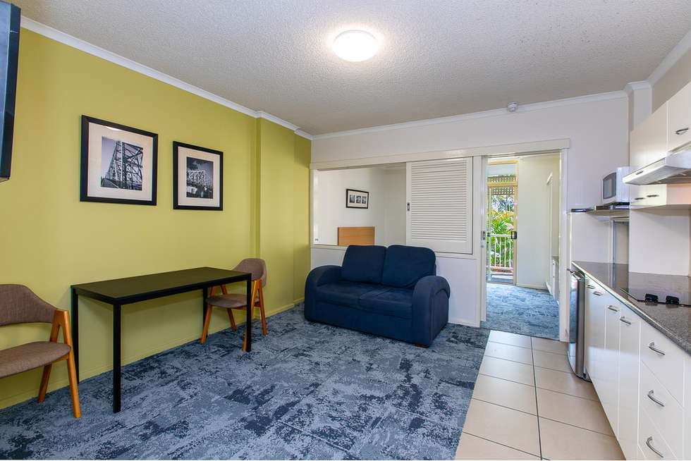 Third view of Homely apartment listing, 85 Deakin Street, Kangaroo Point QLD 4169