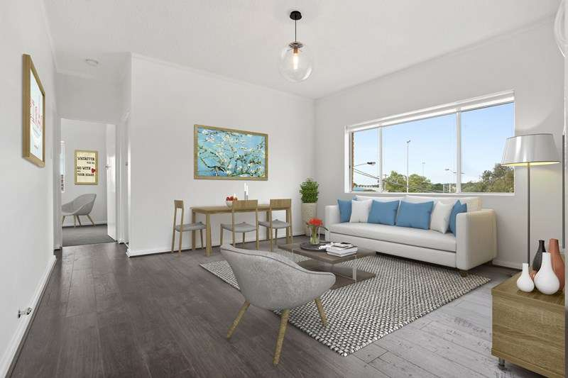 Main view of Homely apartment listing, 9/266 Bunnerong Road, Hillsdale, NSW 2036