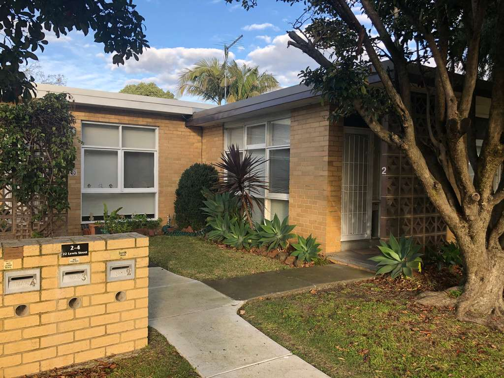 Main view of Homely unit listing, 2/22 Lewis Street, Frankston, VIC 3199