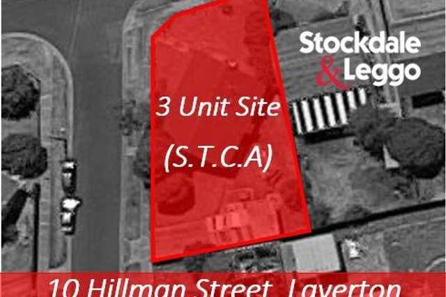 10 Hillman Street, Laverton VIC 3028