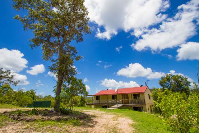 Main view of Homely house listing, Address available on request, Captain Creek, QLD 4677