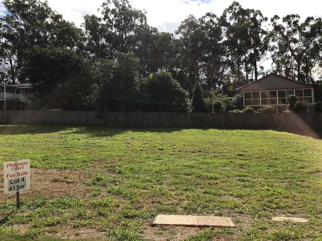 Main view of Homely  listing, Lot 4 23  Railway Pde, Glass House Mountains, QLD 4518