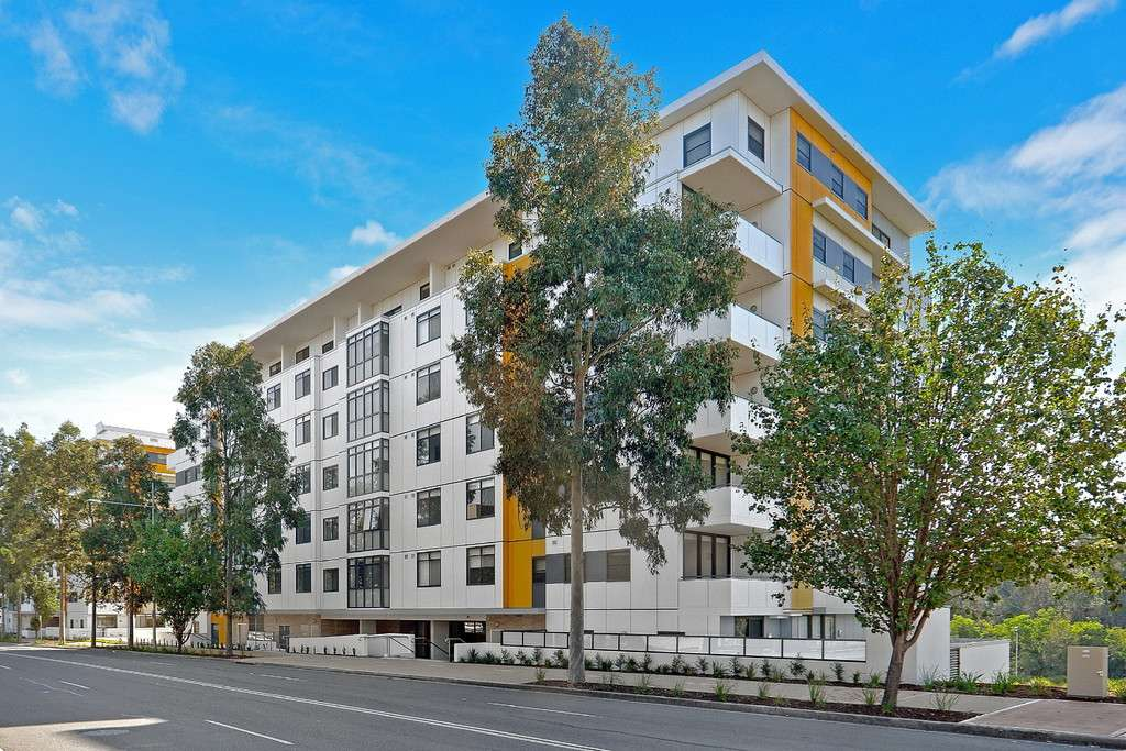 Main view of Homely apartment listing, 6/97 Caddies Bvd, Rouse Hill, NSW 2155