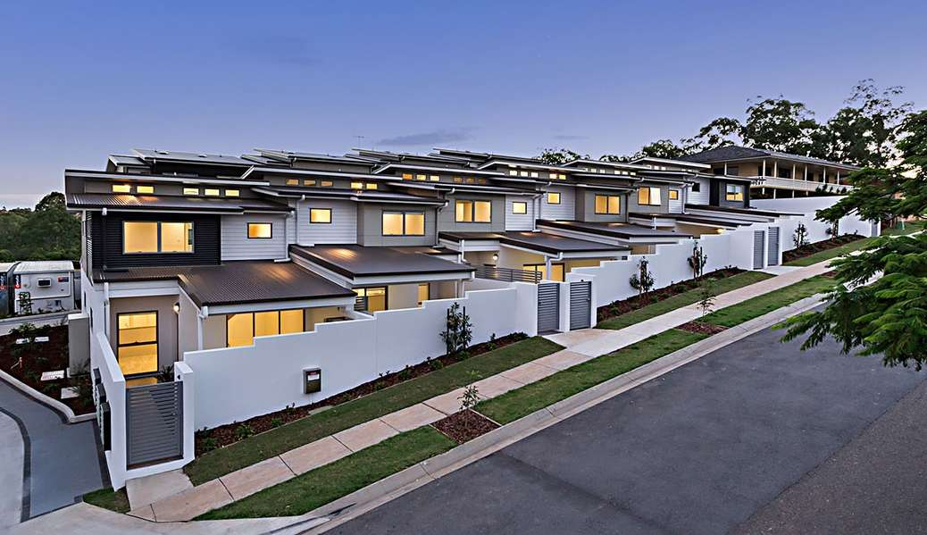 Main view of Homely townhouse listing, 20/18 Bendena Terrace, Carina Heights, QLD 4152