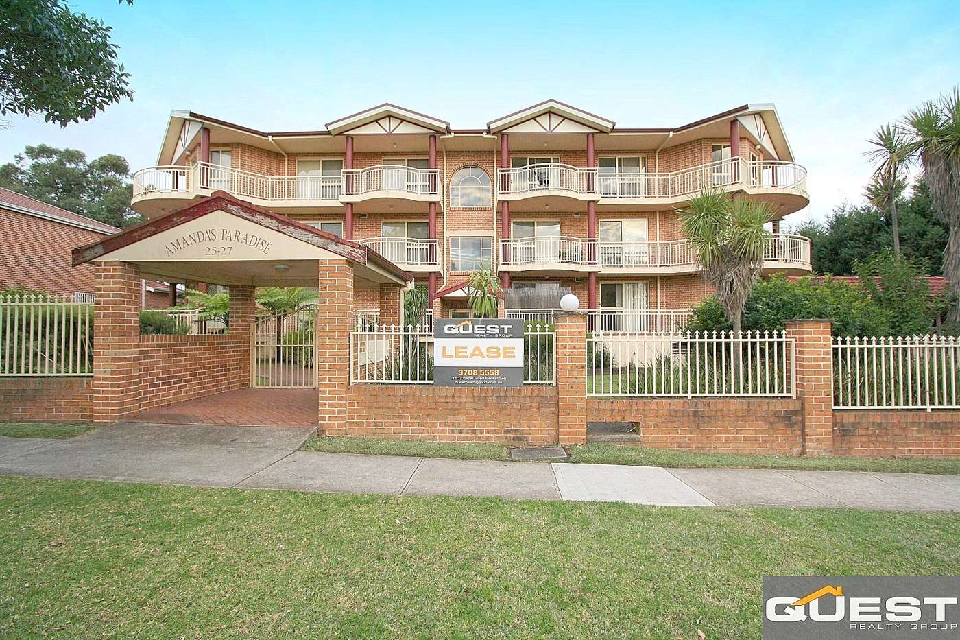 Main view of Homely unit listing, 10/25-27 Cairds Avenue, Bankstown, NSW 2200
