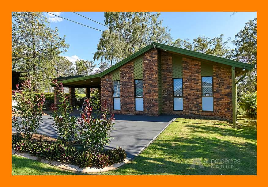 Main view of Homely house listing, 55 Leslie Parade, Slacks Creek, QLD 4127
