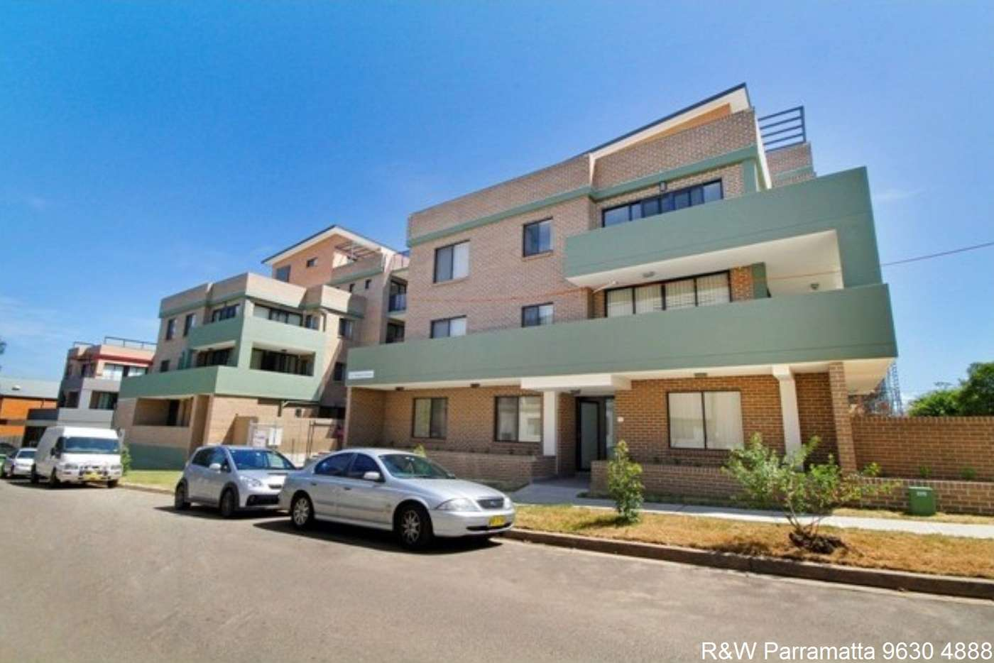 Main view of Homely apartment listing, 21/5-11 Howard Avenue, Northmead NSW 2152