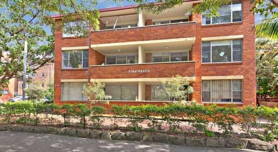 7/2-4 Russell Street, Strathfield NSW 2135