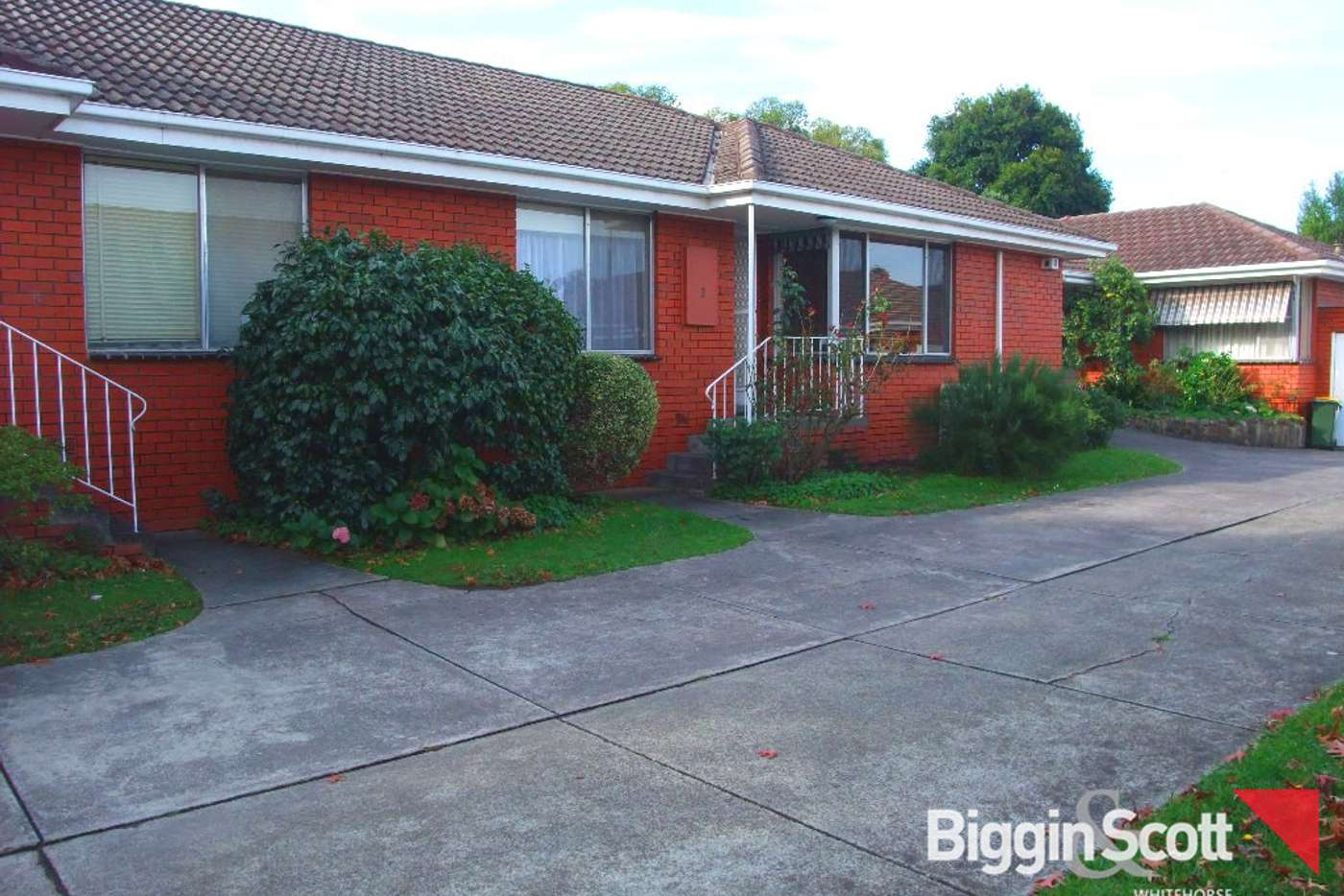 Main view of Homely townhouse listing, 2/1 Nicholson Street, Balwyn North VIC 3104