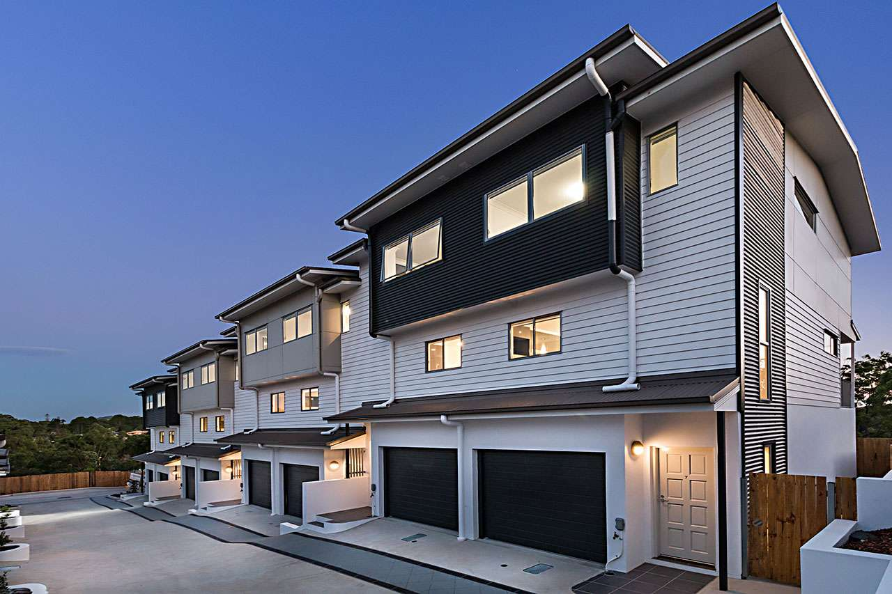 Main view of Homely townhouse listing, 58/18 Bendena Terrace, Carina Heights, QLD 4152