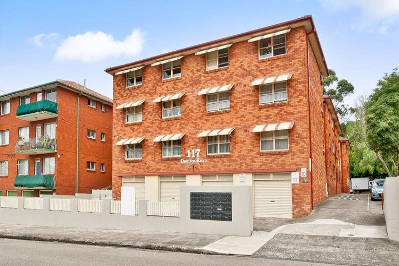 Main view of Homely unit listing, 16/117 Denison Road, Dulwich Hill NSW 2203