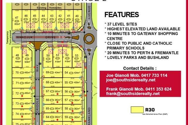 54 Frankland Avenue, Hammond Park WA 6164