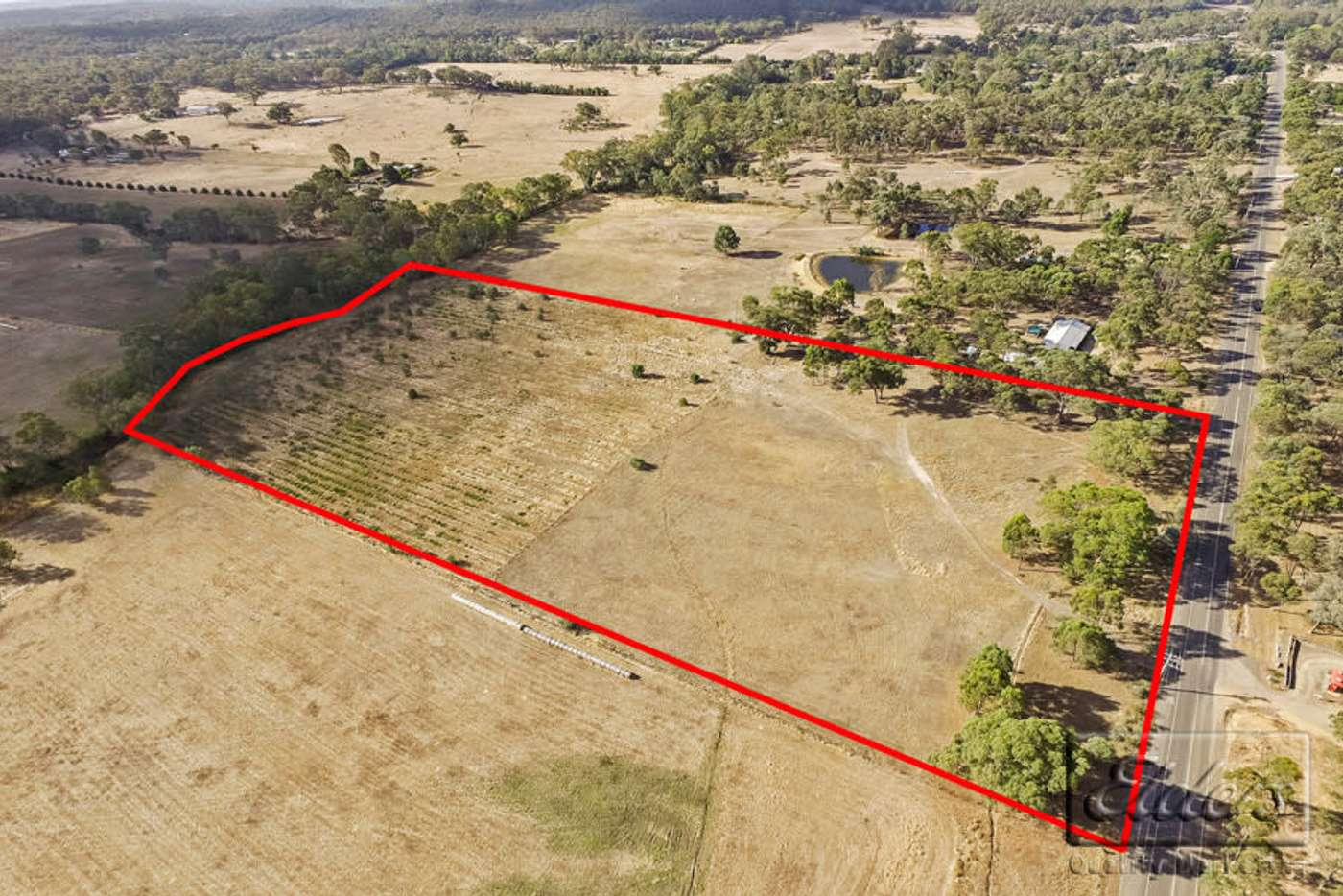 Main view of Homely residentialLand listing, 108 Nankervis Road, Mandurang VIC 3551