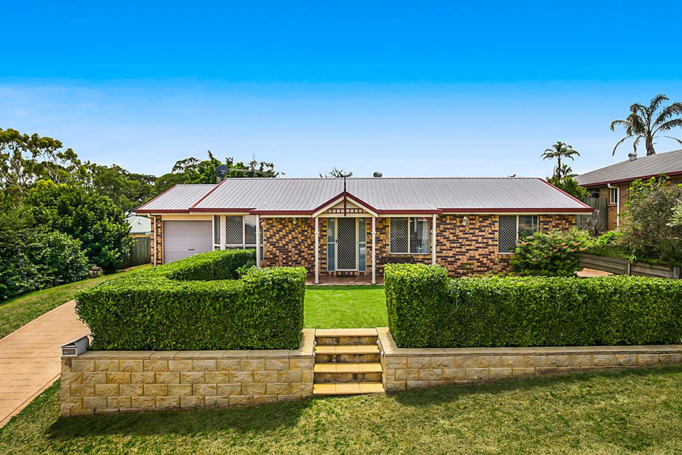 Main view of Homely house listing, 4 Brock Court, Darling Heights QLD 4350