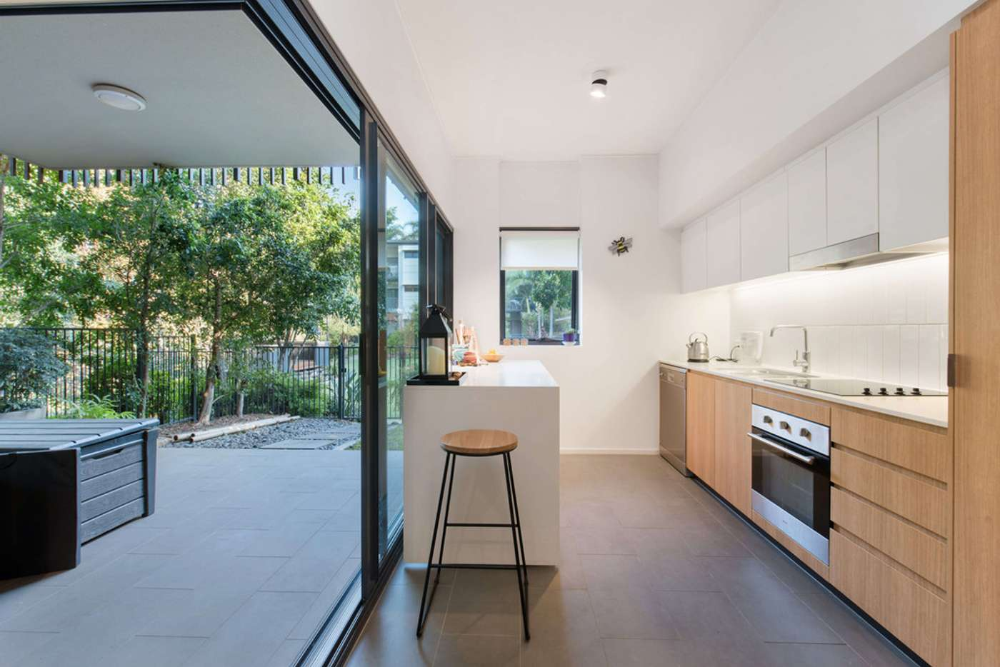 Main view of Homely unit listing, 24/2-4 Garden Terrace, Newmarket QLD 4051