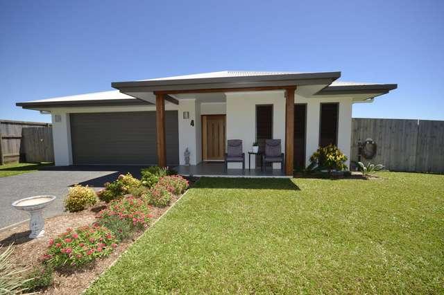 4 Barrbal Drive, Cooya Beach QLD 4873