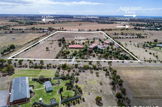 100 -140 Gleesons Road, Little River VIC 3211