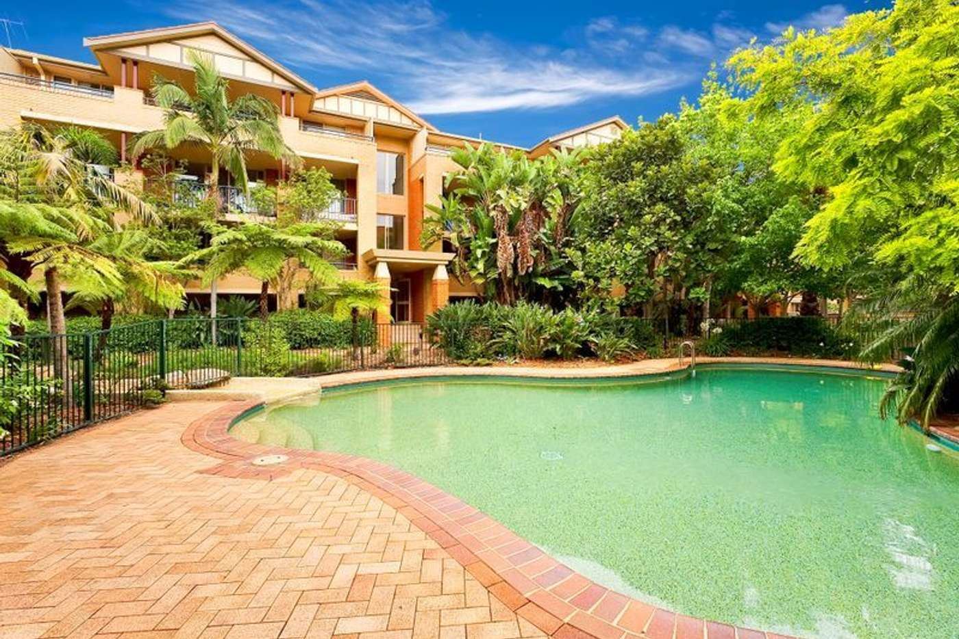 Main view of Homely apartment listing, 9J/19-21 George Street, North Strathfield NSW 2137