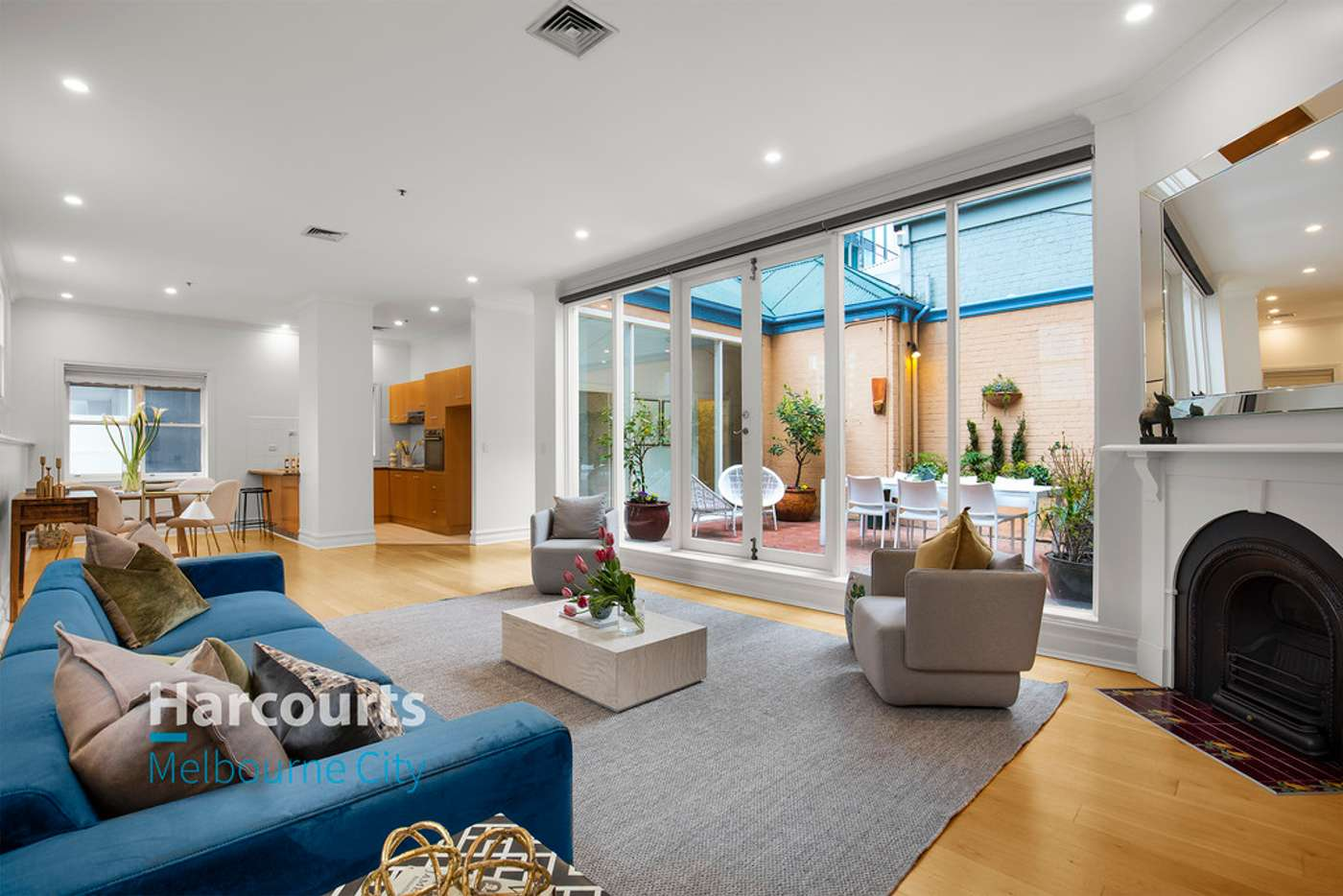 Main view of Homely apartment listing, 31/30 La Trobe Street, Melbourne VIC 3000