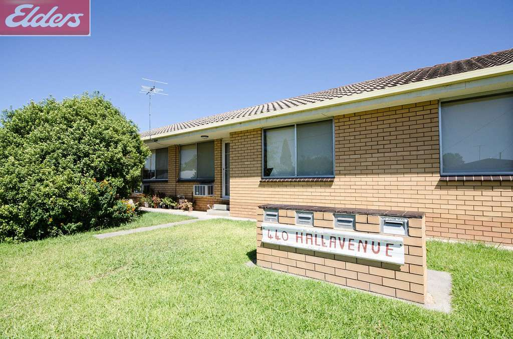 Main view of Homely unit listing, 2/440 Hall Ave,Lavington, Albury, NSW 2640