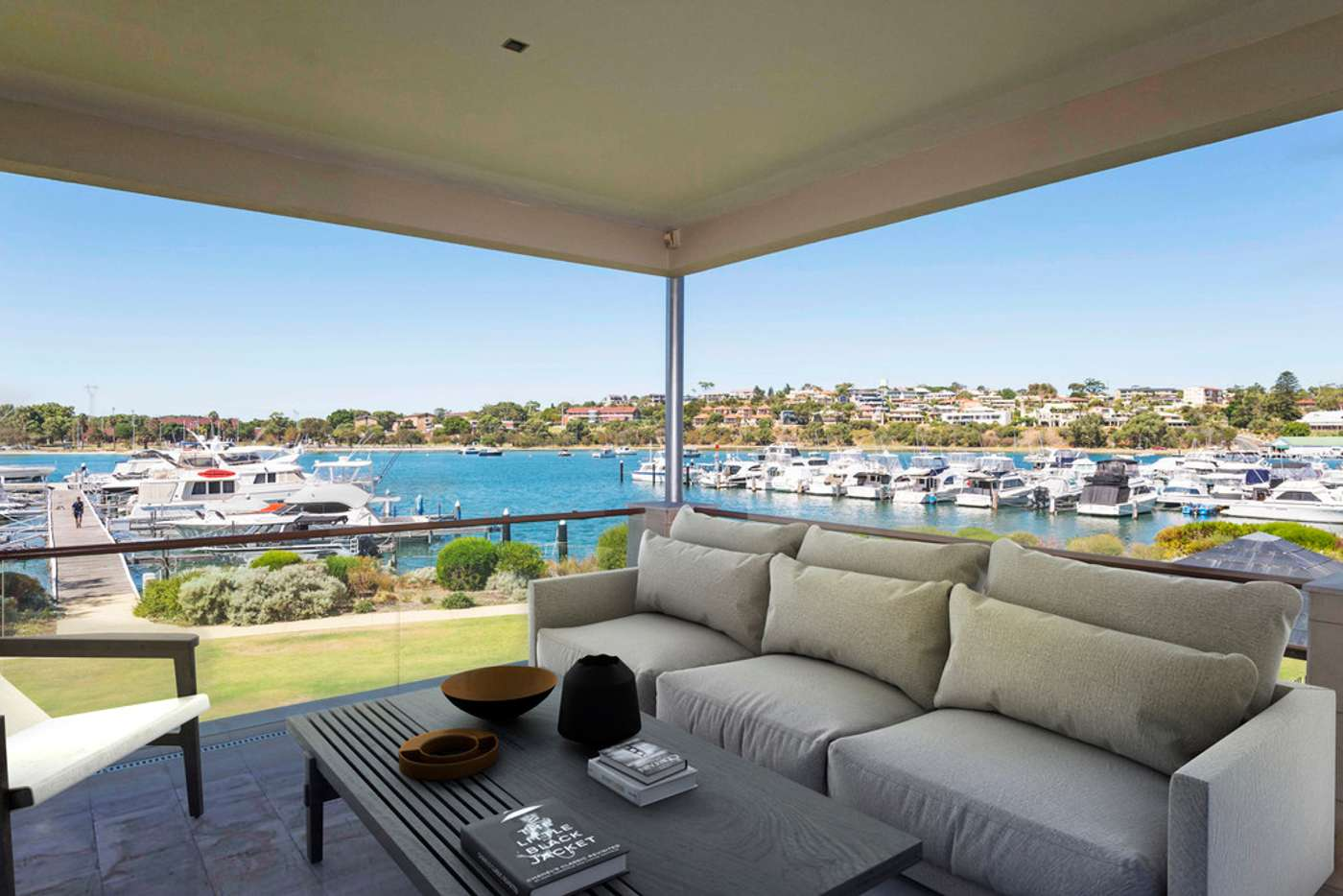 Main view of Homely apartment listing, 6/1 Corkhill Street, North Fremantle WA 6159