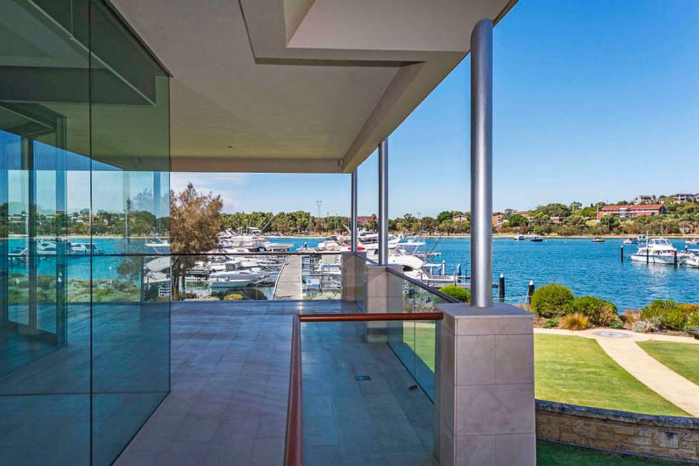 Second view of Homely apartment listing, 6/1 Corkhill Street, North Fremantle WA 6159