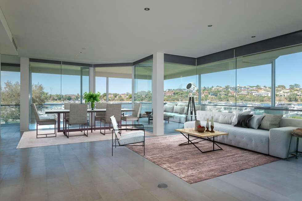 Third view of Homely apartment listing, 6/1 Corkhill Street, North Fremantle WA 6159