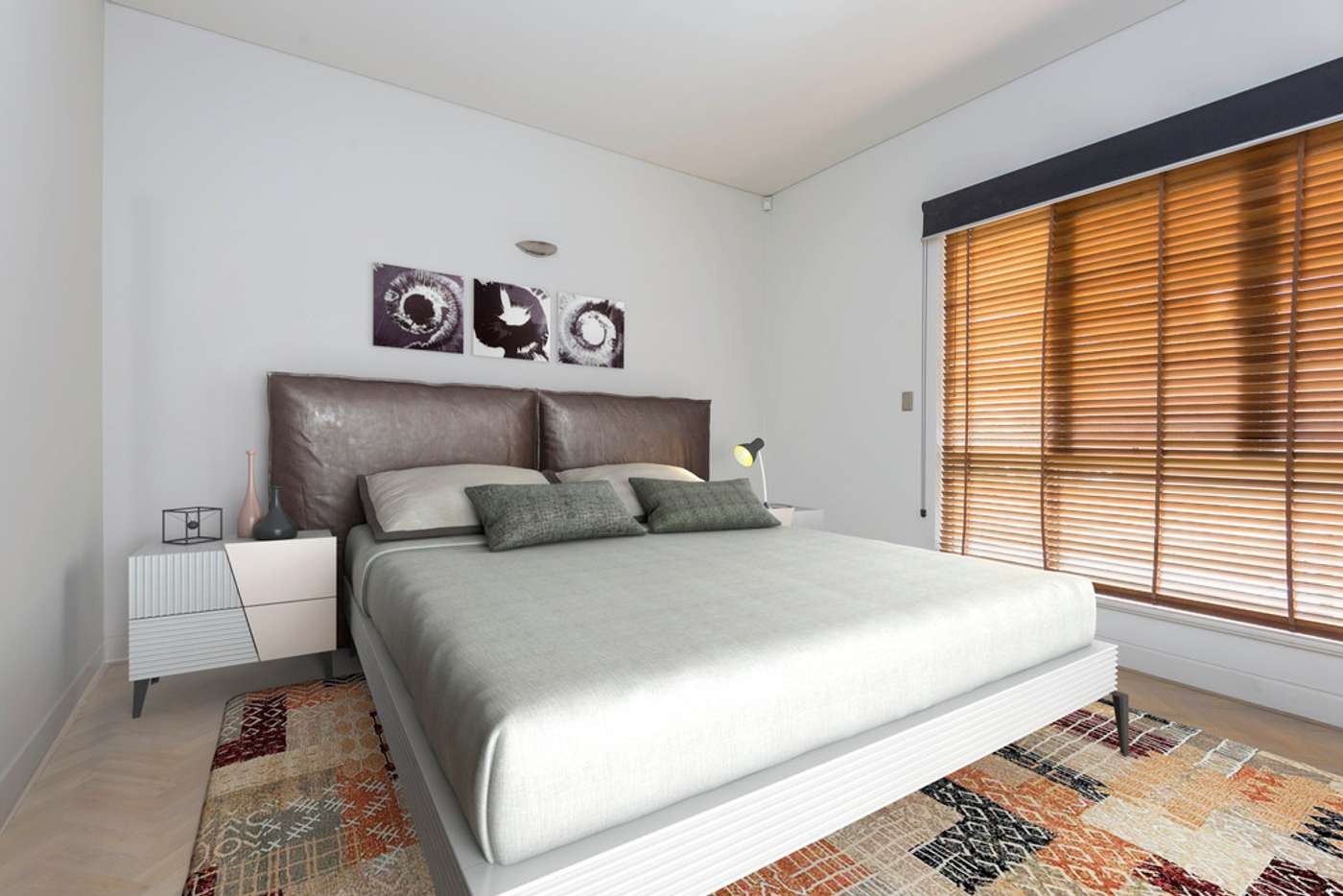 Seventh view of Homely apartment listing, 6/1 Corkhill Street, North Fremantle WA 6159