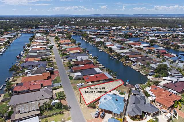 4 Tanderra Place, South Yunderup WA 6208