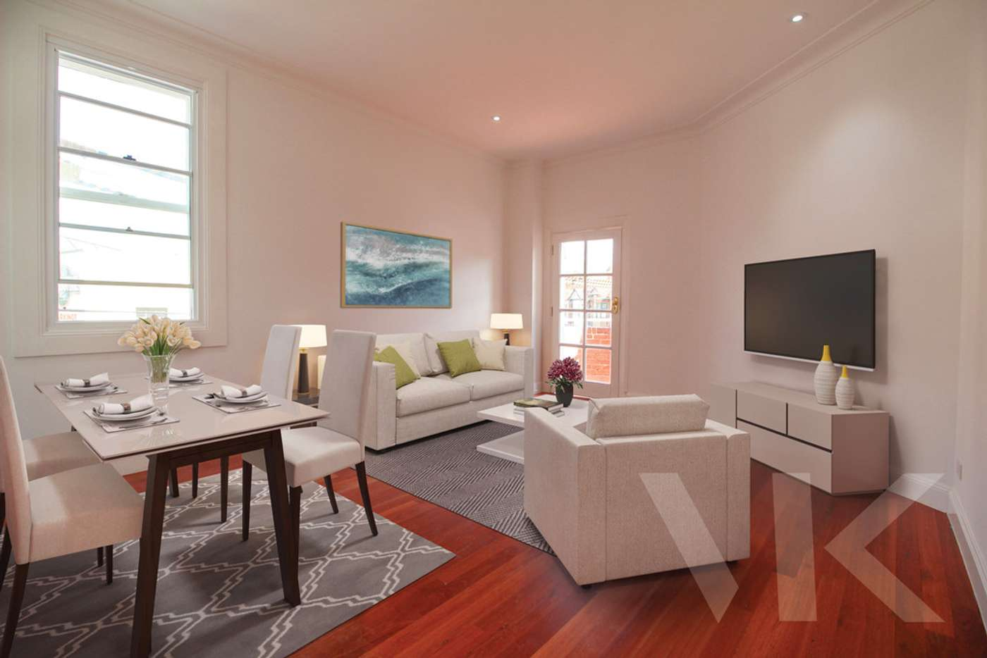 Main view of Homely apartment listing, Unit 3/112-114 New Canterbury Road, Petersham NSW 2049