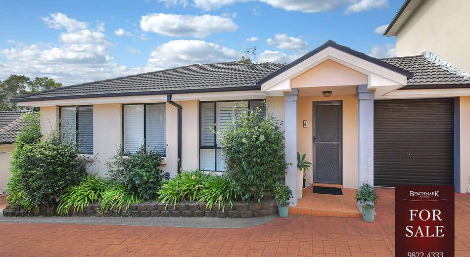 4/541-543 King Georges Road, Beverly Hills NSW 2209
