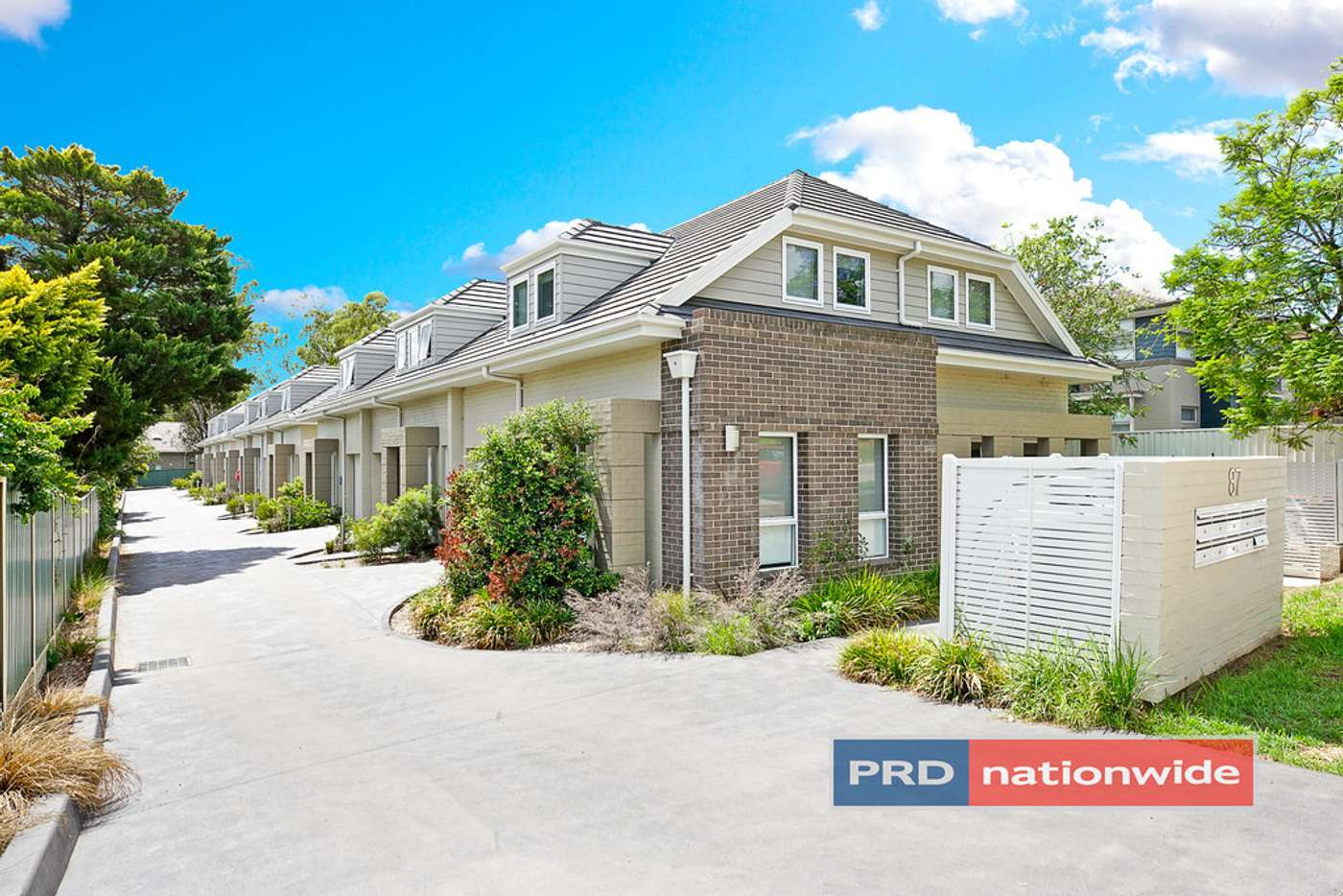 Main view of Homely townhouse listing, 5/87 Jamison Road, Kingswood NSW 2747