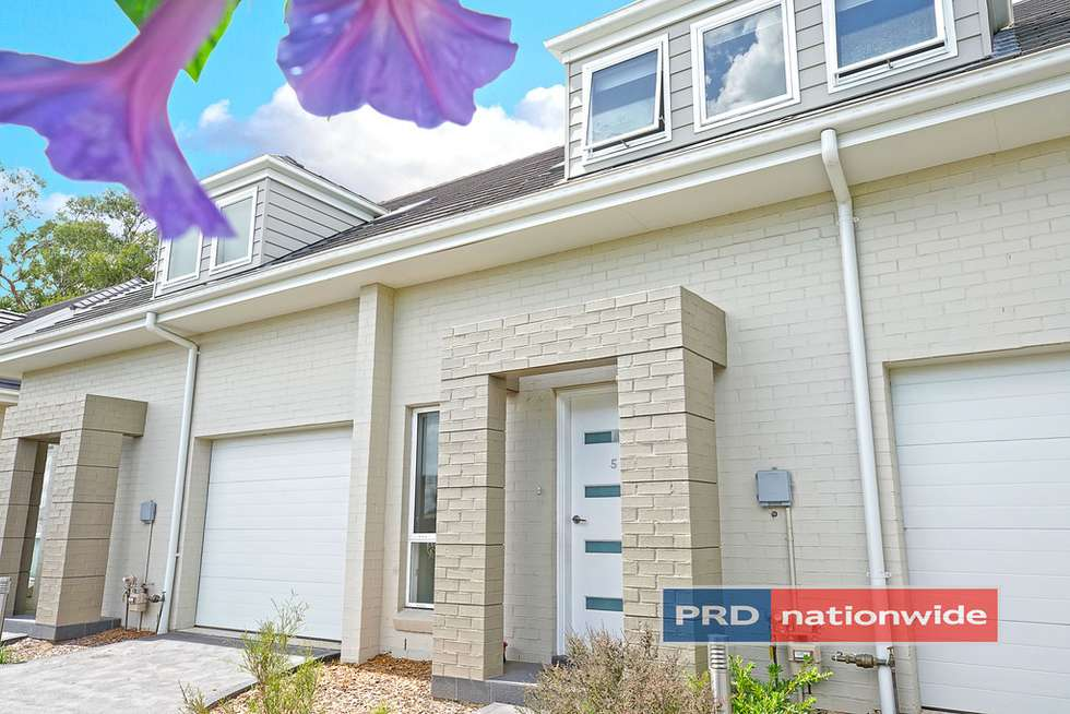 Second view of Homely townhouse listing, 5/87 Jamison Road, Kingswood NSW 2747