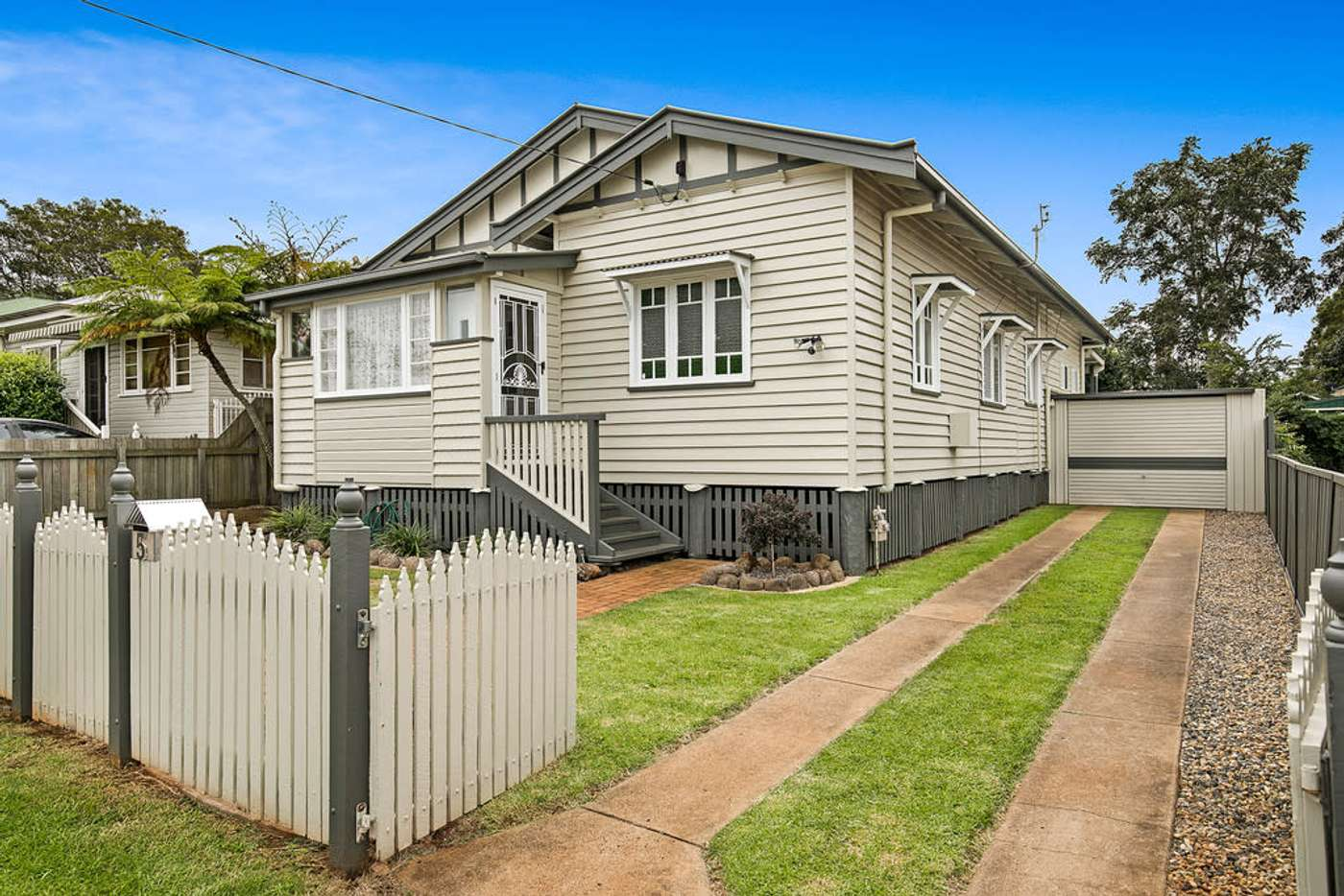 Main view of Homely house listing, 5 Hamwood Street, Toowoomba City QLD 4350