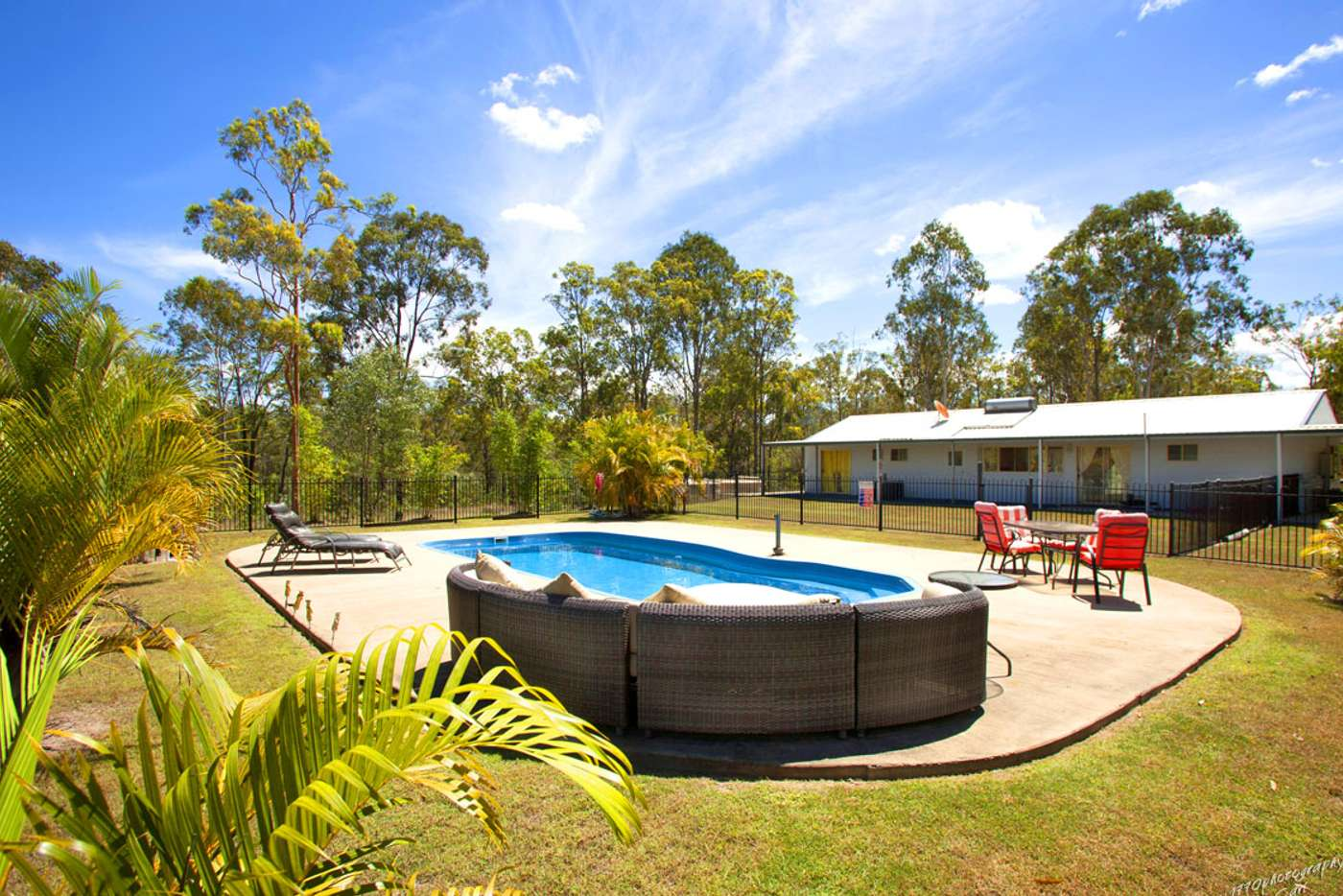 Main view of Homely house listing, 990 Round Hill Road, Captain Creek QLD 4677