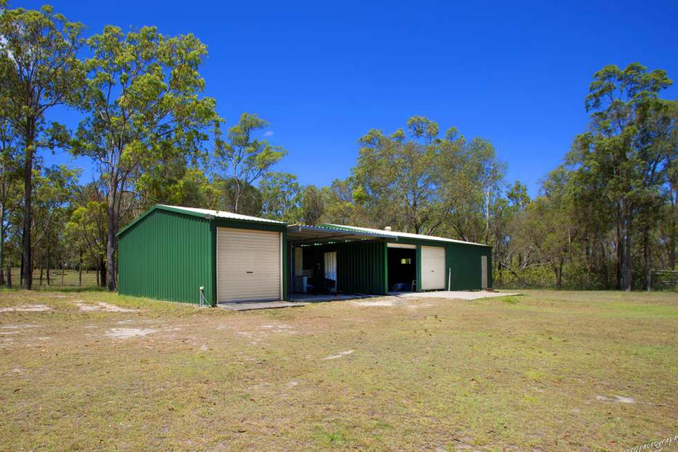 Third view of Homely house listing, 990 Round Hill Road, Captain Creek QLD 4677