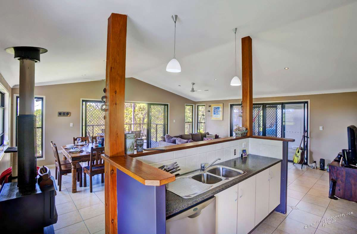 Main view of Homely house listing, 1005 MURPHY RD, Captain Creek, QLD 4677