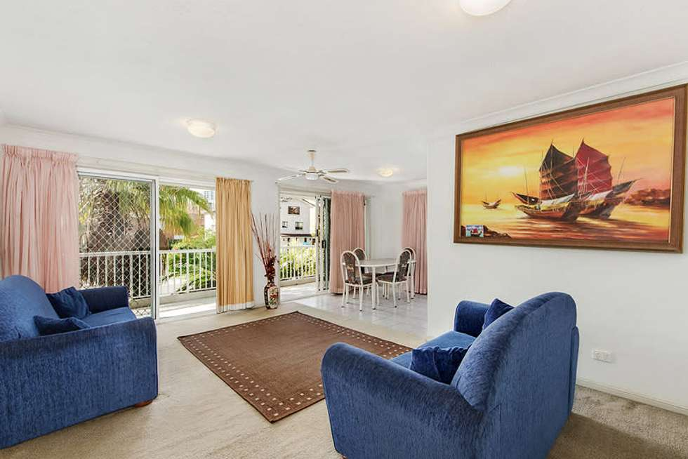 Fourth view of Homely unit listing, 10/8-10 Rosewood Avenue, Broadbeach QLD 4218