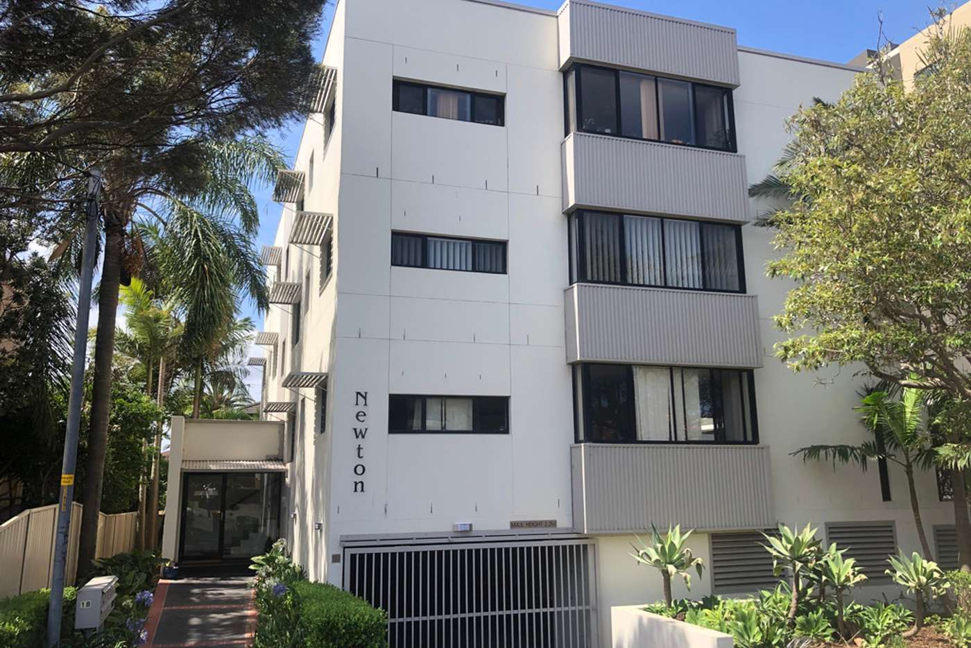 Main view of Homely unit listing, 6/18 HERCULES STREET, Wollongong NSW 2500