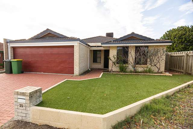21 Birkett Avenue, Beeliar WA 6164