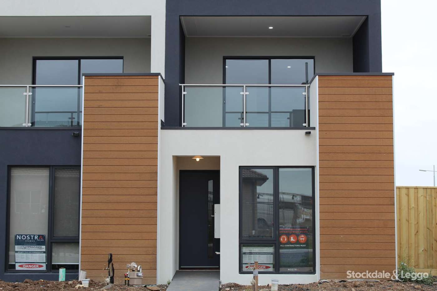 Main view of Homely townhouse listing, 45 Goldsborough Road, Truganina VIC 3029