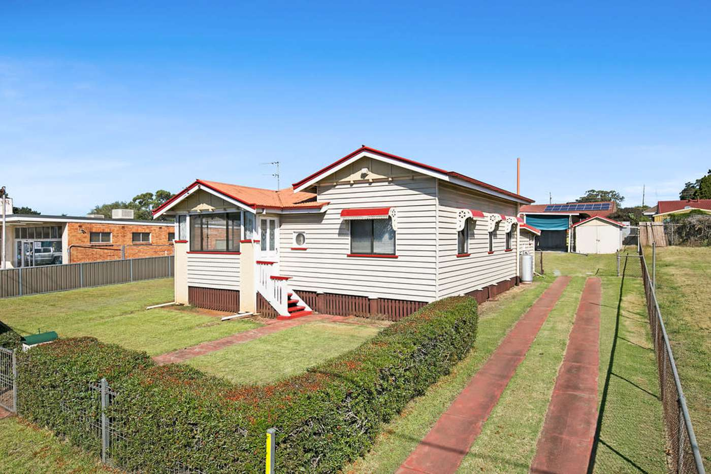 Main view of Homely house listing, 156 Taylor Street, Newtown QLD 4350