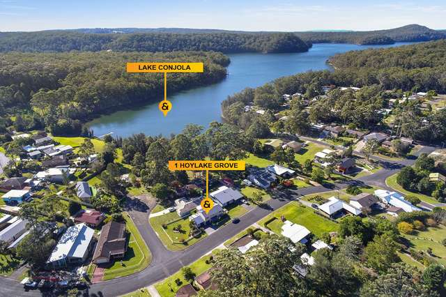1 Hoylake Grove, Lake Conjola NSW 2539