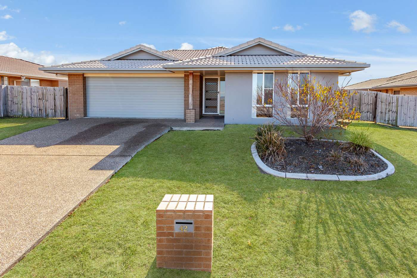Main view of Homely house listing, 42 Newman Road, Wyreema QLD 4352