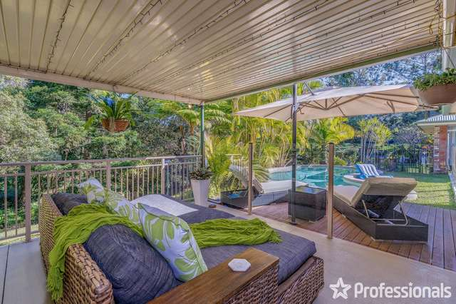 46 Crest Hill Drive, Wongawallan QLD 4210