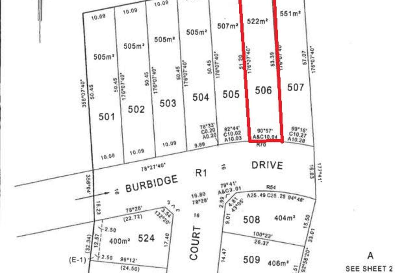 Main view of Homely residentialLand listing, 79 Burbidge Drive, Bacchus Marsh VIC 3340