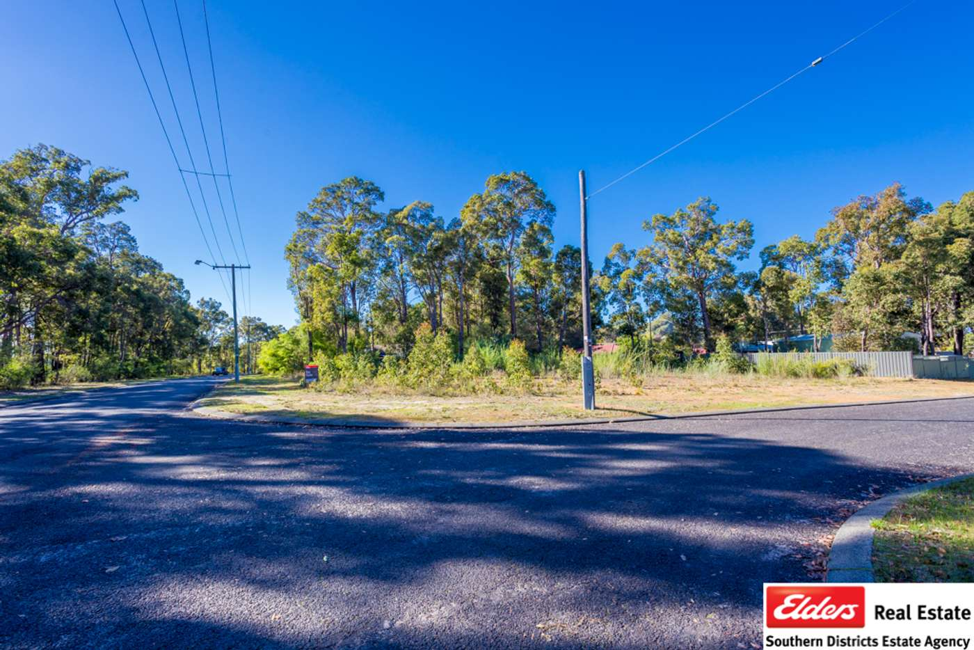 Main view of Homely residentialLand listing, 1 Cunningham Cres, Collie WA 6225