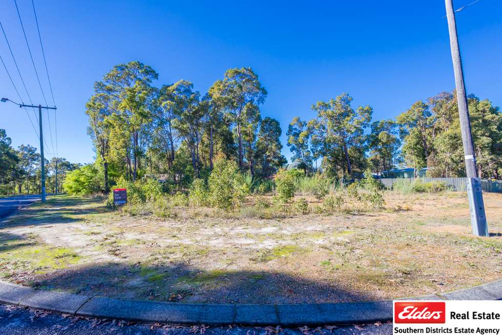 Second view of Homely residentialLand listing, 1 Cunningham Cres, Collie WA 6225